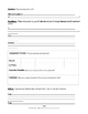 Lab Report Template with More Scaffolding