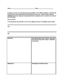 Lab Report template for Milk and Redbull Lab
