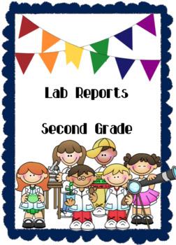 Lab Reports (Grade 2) *** ENTIRE UNIT***
