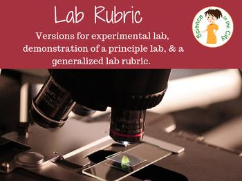 Lab Rubric