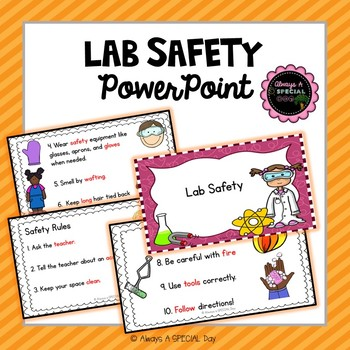 Lab Safety:PowerPoint