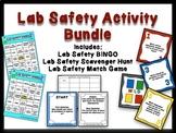 Lab Safety Activities Bundle