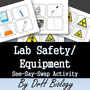 Lab Safety Activity