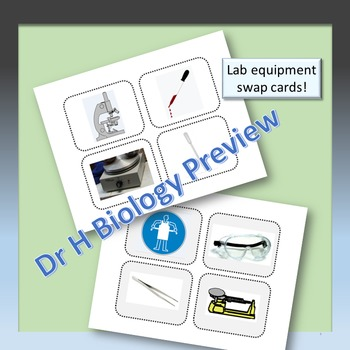 Lab Safety Activity