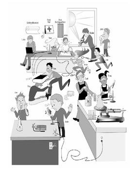 Lab Safety Activity/Worksheet