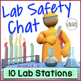 Lab Safety Chat: 10 Lab Stations
