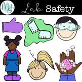 Lab Safety Clipart