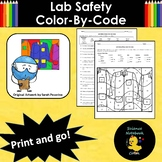 Lab Safety Color-By-Code