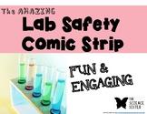 Lab Safety Comic Strip