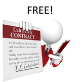 Lab Safety Contract (Word)