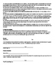 Lab Safety Contract and Study Guide