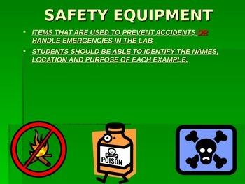 Lab Safety Equipment