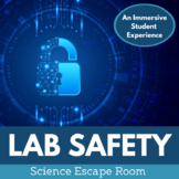Lab Safety Escape Room - Distance Learning