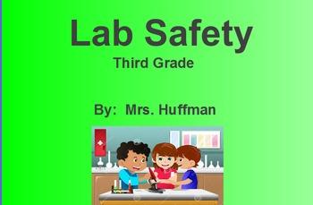 Lab Safety Flipchart