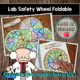 Lab Safety Wheel Foldable