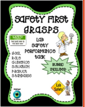 Lab Safety Performance Task