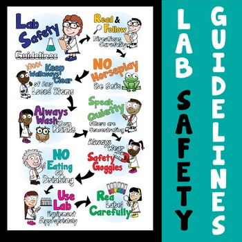 Safety Rules Poster For Kids | K3lh.com: HSE Indonesia ...
