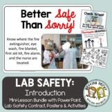Lab Safety - Distance Learning