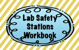Lab Safety & Lab Equipment Stations Student Workbook {Inte