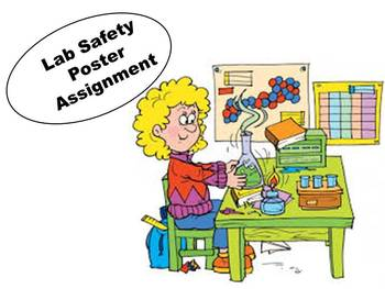Lab Safety Poster Assignment