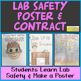 Lab Safety Poster and Contract