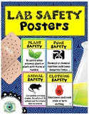 Lab Safety Posters