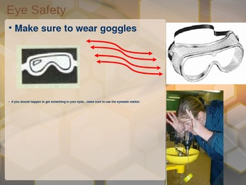 Lab Safety PowerPoint (Physical Science)