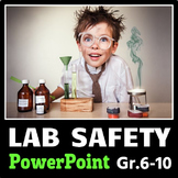Lab Safety - PowerPoint Presentation {Editable}