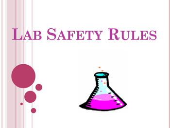 Lab Safety Presentation