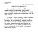 Lab Safety Project IDEA!