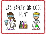 Lab Safety QR Code Hunt (Content Review or Notebook Quiz)