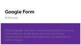 Lab Safety Quiz - Google Form | Science Test | Digital Quiz