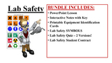 Lab Safety: Presentation and Notes