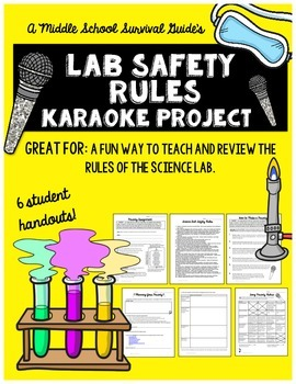 Lab Safety Rules: Karaoke Project
