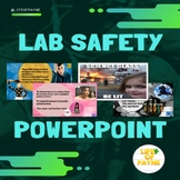 Lab Safety Rules Power Point and Notes