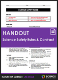 Lab Safety Rules and Lab Safety Contract