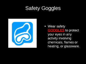 Lab Safety Rules for Interactive Notebooks