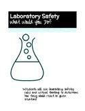 Lab Safety Scenarios