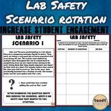 Lab Safety Scenarios (Stations)