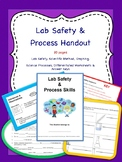 Lab Safety, Scientific Method, & Science Processes