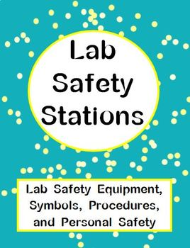 Lab Safety Stations