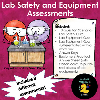 Lab Safety And Equipment Assessments
