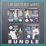 Lab Safety Activity: Lab Safety and WHMIS Bundle