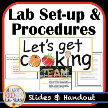Lab Set-up