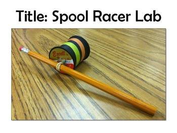 Lab: Spool Racer