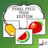 Pixel Pics: Food Edition