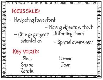 Lab Tech: PowerPoint Tangram Lesson