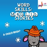 Word Skills: Mad Lib Stories (Google Docs Compatible)