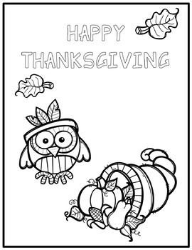 Lab Time Fillers: Thanksgiving Edition