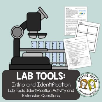 Lab Tools Introduction Activity - Scientific Method